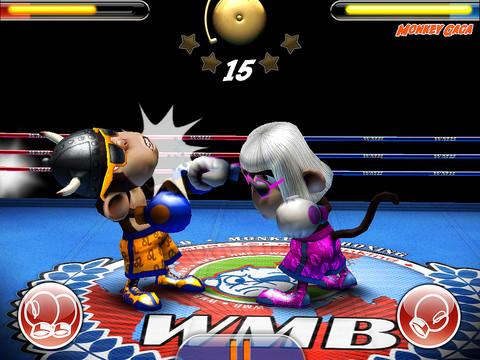 Monkey Boxing 1