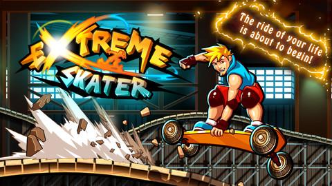 Extreme Skater 1