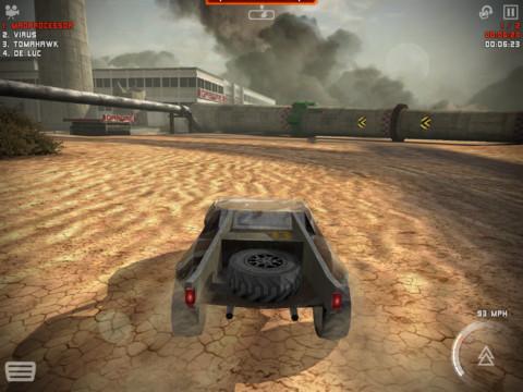 Uber Racer 3D - Sandstorm 1