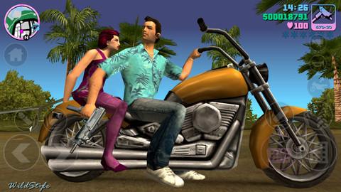 Grand Theft Auto: Vice City 1