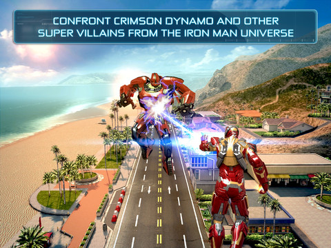 Iron Man 3 – The Official Game 1
