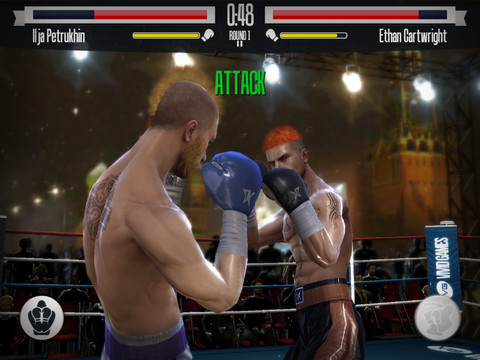 Real Boxing 1