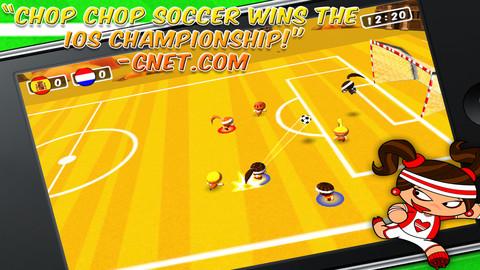 Chop Chop Soccer 1