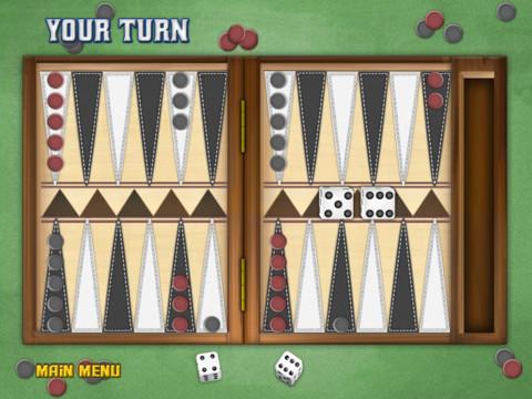 Backgammon Deluxe 1