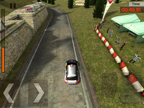 WRC Shakedown Edition 1