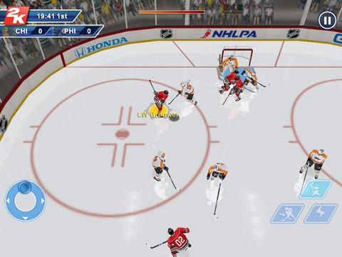 2K Sports NHL 2K11 for iPad 1