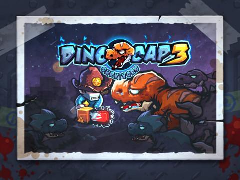 Dino Cap 3 Survivors 1