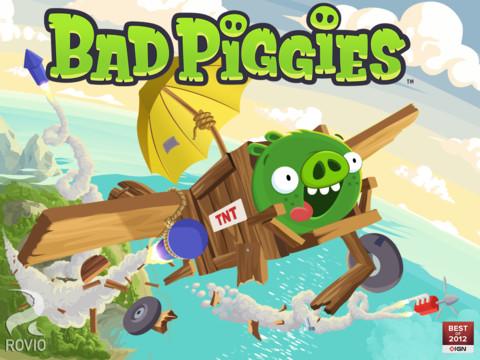 Bad Piggies HD 1