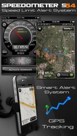 Speedometer s54 1