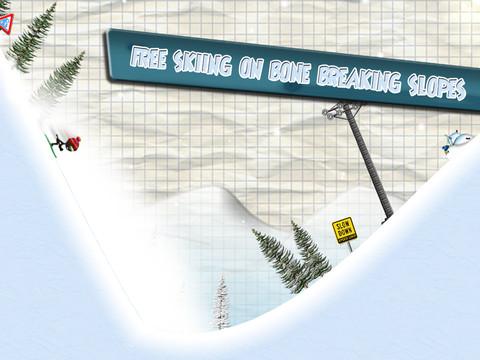 Stickman Ski Racer 2