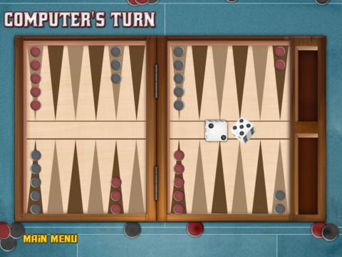 Backgammon Deluxe 2