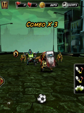 Undead Soccer 1