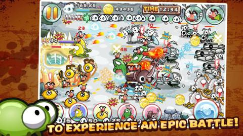Epic Battle Ants War 1