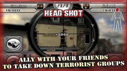 Sniper Vs Sniper Online 1