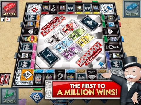 MONOPOLY Millionaire for iPad 2