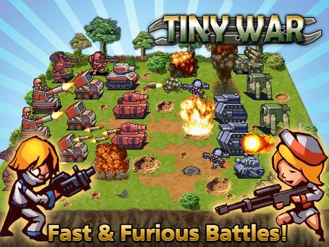 Tiny War™ 2