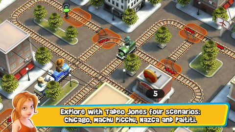 Tadeo Jones: Train Crisis Pro 2