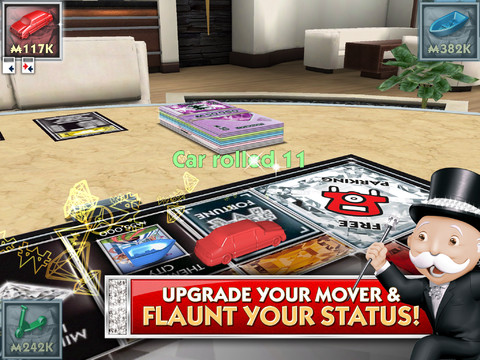MONOPOLY Millionaire for iPad 1