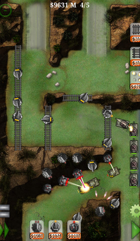 Armored Defense II: Strategic Tower Game 1