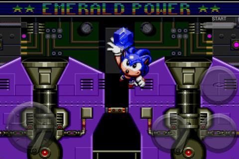 Sonic Spinball 1