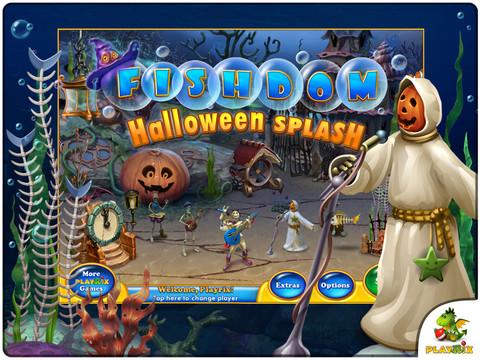Fishdom: Spooky Splash HD (Premium) 1