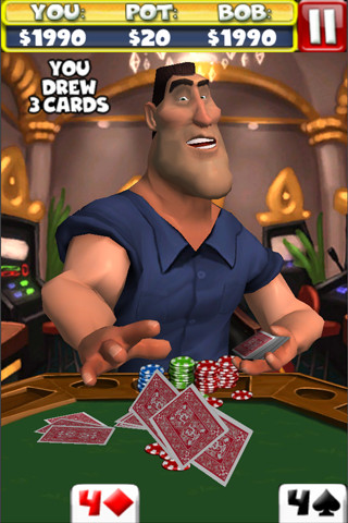 Poker With Bob 1