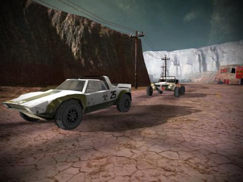 Uber Racer 3D - Sandstorm 2