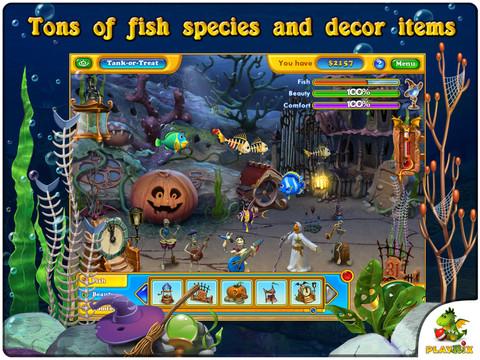 Fishdom: Spooky Splash HD (Premium) 2