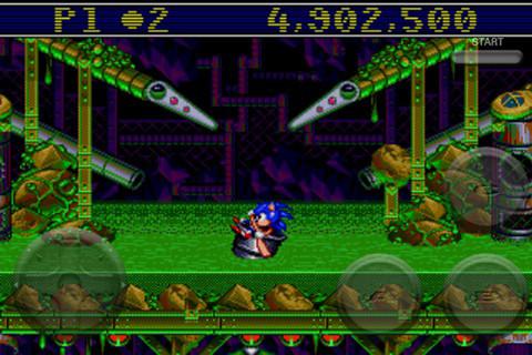 Sonic Spinball 2