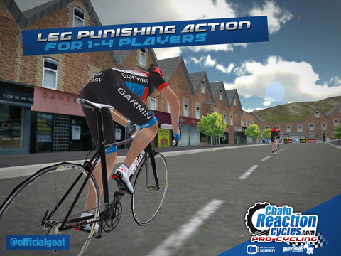 CRC Pro-Cycling 1