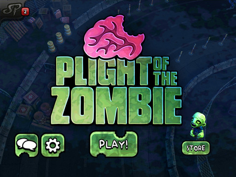 Plight of the Zombie 1