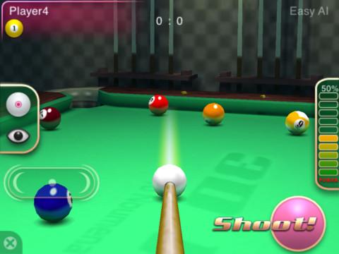 3D Pool Master 1