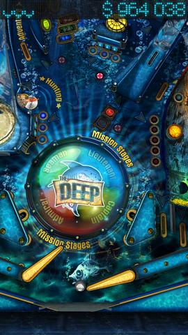 The Deep Pinball 1