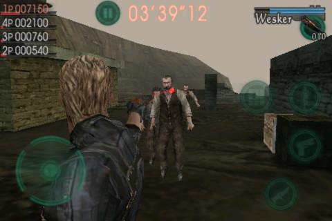 Resident Evil Mercenaries 1