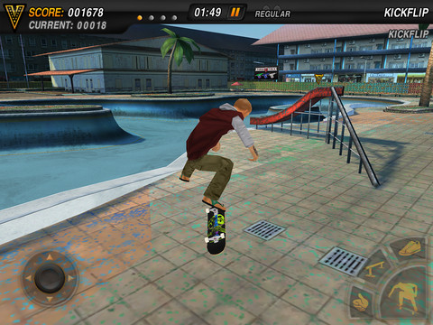 Mike V: Skateboard Party HD 1
