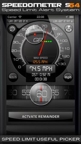 Speedometer s54 2