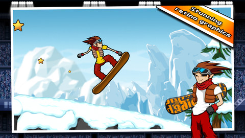 iStunt 2 – Snowboard