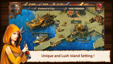 Island Empire(Deluxe) 1
