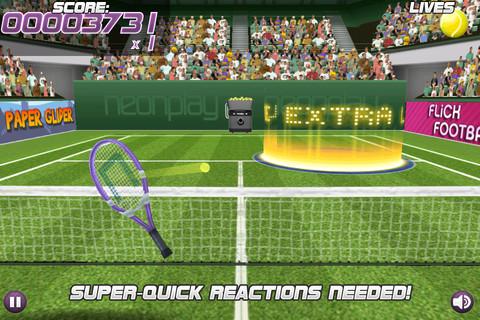 Pro Tennis Volley 2