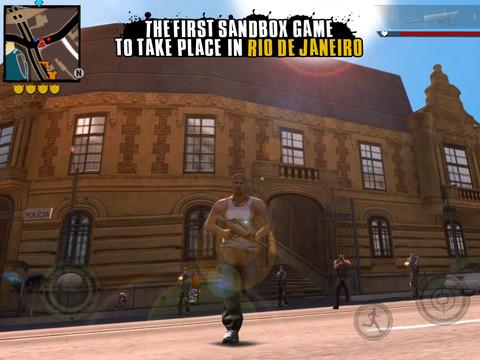 Gangstar Rio: City of Saints 1