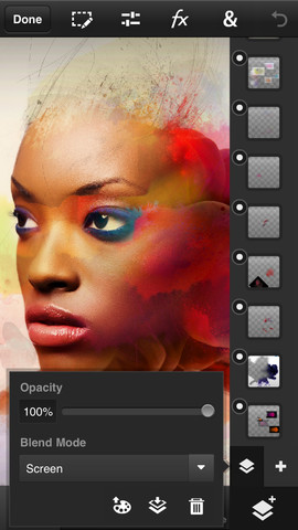 Adobe Photoshop Touch for phone_2