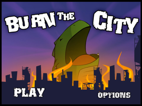Burn The City 1