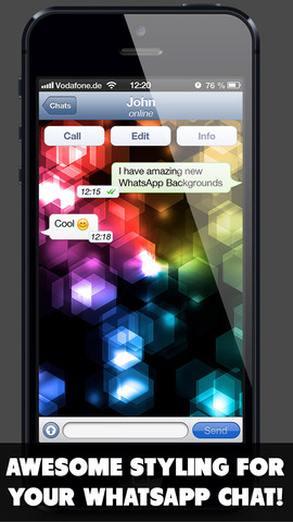 Backgrounds for WhatsApp 1