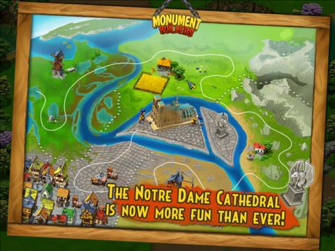 Monument Builders Notre Dame de Paris HD 1