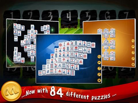 Mahjong Deluxe 1