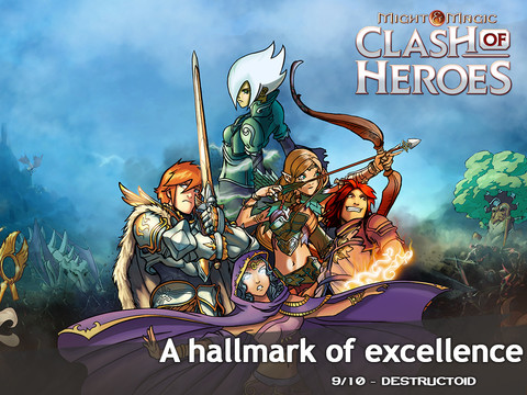 Might & Magic Clash of Heroes 2