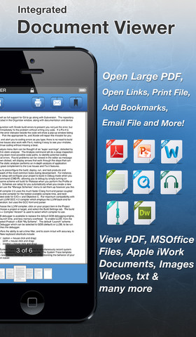 File Pro – Document Viewer & File Manager with FTP & Wifi Transfe 1