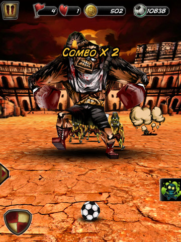 Undead Soccer 2