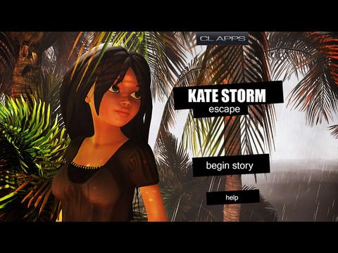 Kate Storm: Escape 1