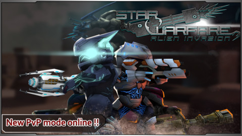 Star Warfare: Alien Invasion 2